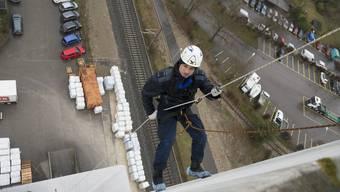 Durchhalteübung Polizeischule Solothurn 2019