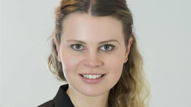 Die neue Rupperswiler Gemeinderätin Jasmin Hofer