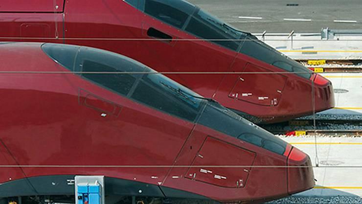 Alstom prüft Übernahme von Bombardier (Archivbild)