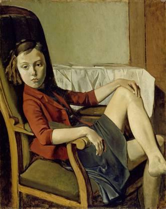 Balthus, «Thérèse», 1938