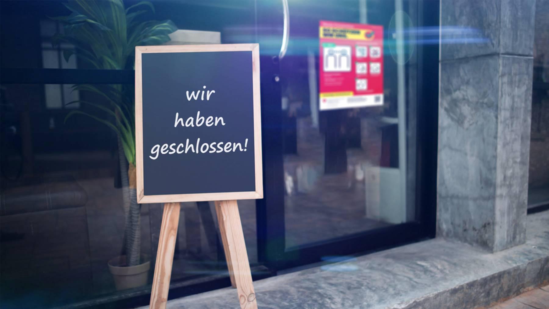 «Jetzt bleibt nur noch der Gang vors Gericht», sagt Mieterverband: Keine Mietzinsreduktion für Restaurants und Geschäfte