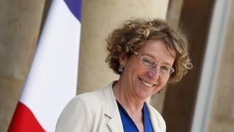 Arbeitsministerin Muriel Pénicaud: «Der Kaufvertrag sah eine Busse von 50'000 Euro für jede nicht geschaffene Stelle vor. Das müssen Sie zahlen.»