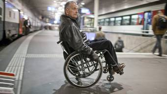 Behindertenverbände klagten: Geplante SBB-Züge hätten Reisekomfort für Rollstuhlfahrer verschlechtert.