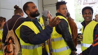 Die Stimmbürger von Bern haben einen Asylsozialkredit von 105 Millionen Franken am Sonntag mit 54,3 Prozent Nein-Stimmen abgelehnt.