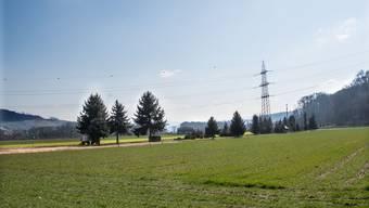 Stromleitung Pratteln