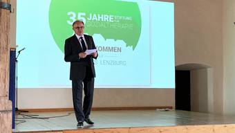 Der CEO der Stiftung für Sozialtherapie, Kurt Roth, tritt dieses Jahr altershalber als Geschäftsleiter der Stiftung zurück. JGL