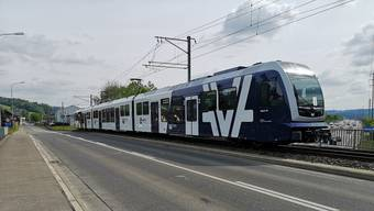Die «Saphir»-Züge der AVA (früher WSB) sind seit einer Woche im regulären Einsatz.
