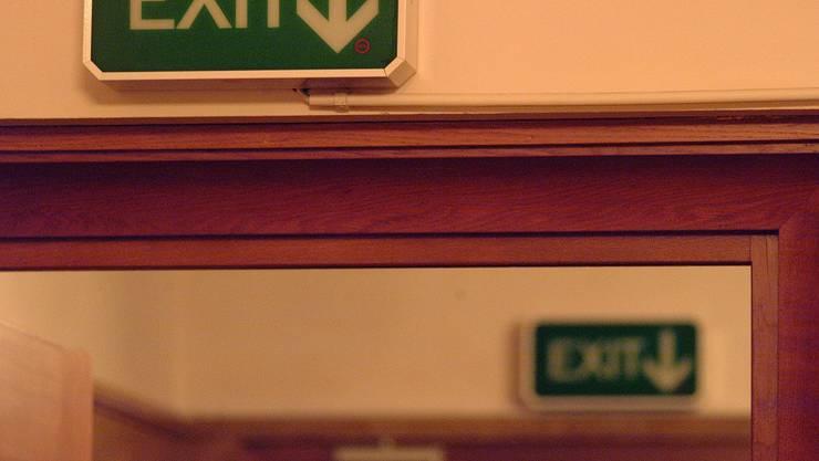 Wie weiter bei der Sterbehilfe? Die EDU lanciert zwei Volksinitiativen.  archiv/wal