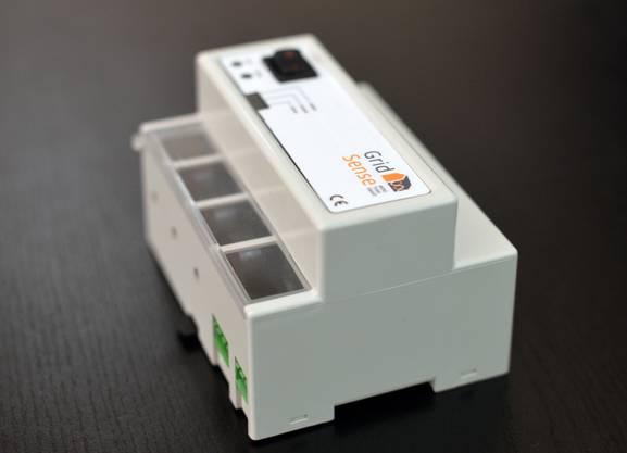 Grid Sense stellt die Verbindung vom Verbrauchsgerät zum Computerprogramm her.