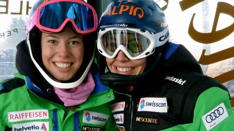 Schweizer Skifahrerinnen enttäuschen