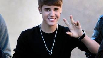 """Nicht drei, sondern dreissig Personen unter dreissig stehen mit Justin Bieber auf der """"Forbes""""-Liste (Archiv)"""