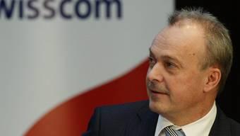 Swisscom-Chef Urs Schäppi ist der bestbezahlte Manager der Bundesbetriebe.