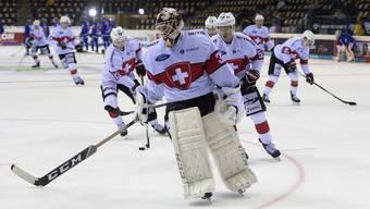 Eishockey Torhüter