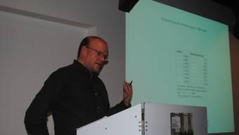 Historiker Daniel Kauz ist auch Projektleiter der neuen Grenchner Stadtgeschichte.