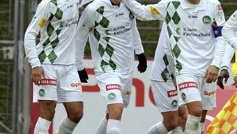 Erneuter Sieg für Leader St. Gallen