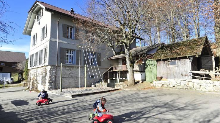 Die Bergschule Brunnersberg