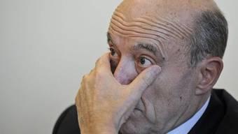 Mission erfolglos beendet: UMP-Politiker Alain Juppé (Archiv)