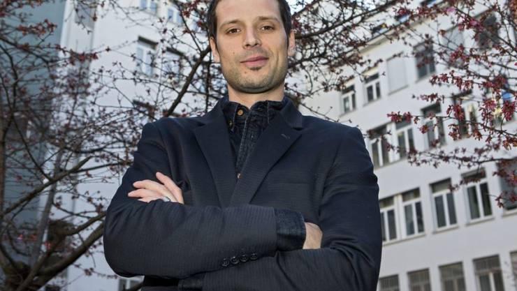 Emmanuel Cuénod, Direktor und künstlerischer Leiter des Festivals Tous Ecrans in Genf, freut sich auch dieses Jahr darüber, dass sein Festival ganz anders ist als alle anderen. (Archiv)
