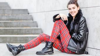 Vivienne Oesch möchte nach dem Aus bei Switzerland's next Topmodel weiterhin ihre Modelträume verwirklichen.