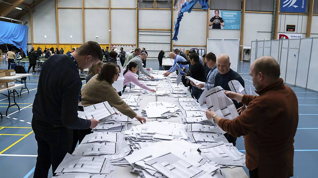 Grönland vor Machtwechsel – Linke Partei IA gewinnt Parlamentswahl