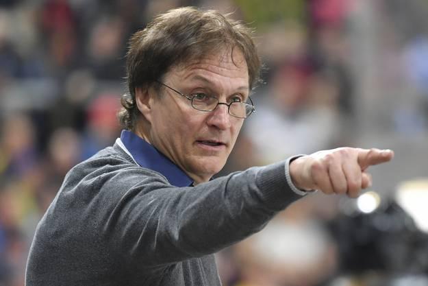 Arno Del Curto gratulierte Genoni zum Wechsel.
