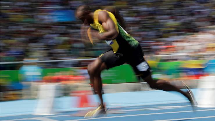 In der Nacht von Donnerstag auf Freitag will Usain Bolt um 03.30 Uhr im Final über 200 Meter ein weiteres Mal Geschichte schreiben.