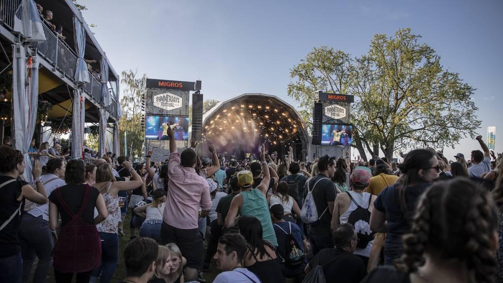 Summerdays Festival: «Es Glas uf d'Liebi und eis ufs volle Lebe»