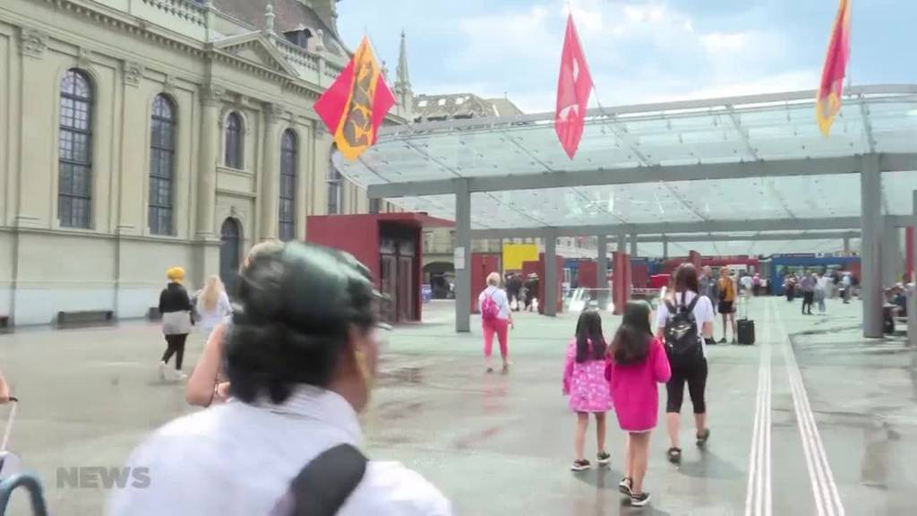 Bahnhofplatz soll autofrei werden