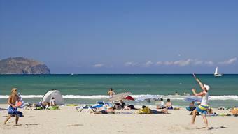 Zu den Top-Destinationen im kommenden Sommergeschäft mit Badeferien gehört Mallorca. Die Baleareninsel bleibt ein Dauerbrenner.