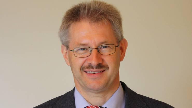 Wird Kurt Schmid am Mittwoch als Kandidat vorgestellt?  (kel)
