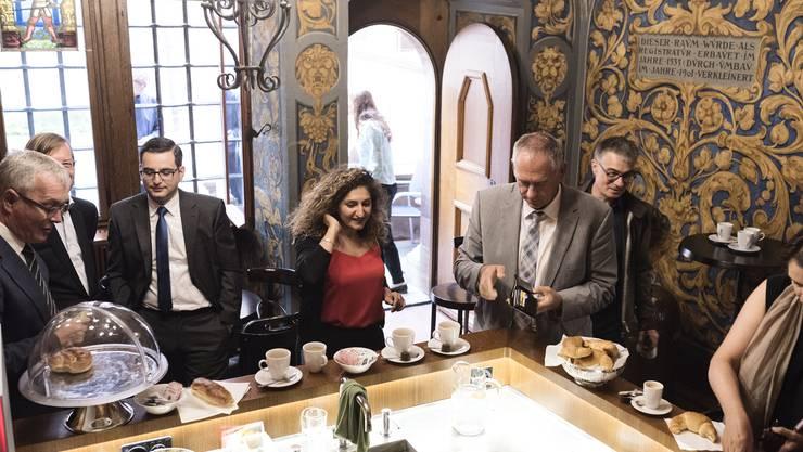 Der Basler Grosse Rat hat aufregende vier Jahre hinter sich. Zeit für einen Blick zurück: