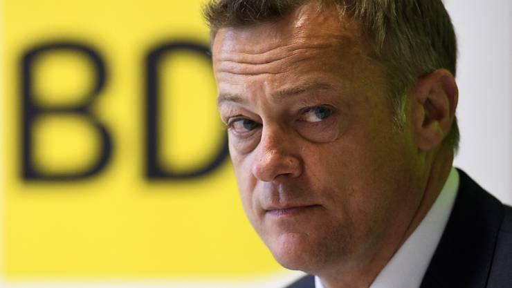 Martin Landolt ist nicht begeistert vom Schritt der beiden Kantonsräte.