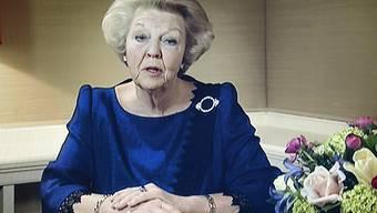Königin Beatrix in Bildern