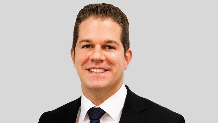 Christian Werner wird den Delegierten als Kandidat für das Präsidium vorgeschlagen.