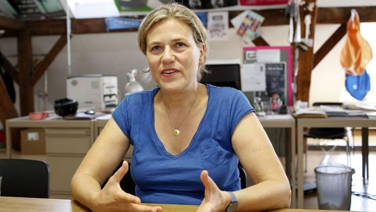 Festivalleiterin Carena Schlewitt ist hochzufrieden