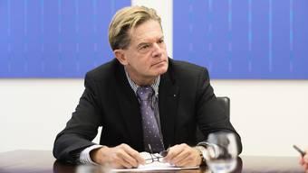 Gabriel Barell und sein Gewerbeverband zahlen bei einer bürgerlichen Allianz ohne SVP kein Geld.
