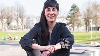 Luisa Bitterlin zieht als Geschäftsleiterin des Bscene die Fäden im Hintergrund.