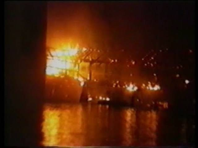 Der Brand Kapellbrücke (1993)