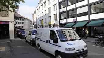 Auslöser der Vorlage war die Abschaffung des Gratisparkierens im Nachbarkanton Basel-Stadt und das teilweise Nachziehen von Baselbieter Vorortsgemeinden. (Archiv)