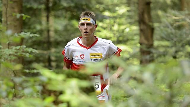 Matthias Kyburz erstmals Weltcup-Gesamtsieger.