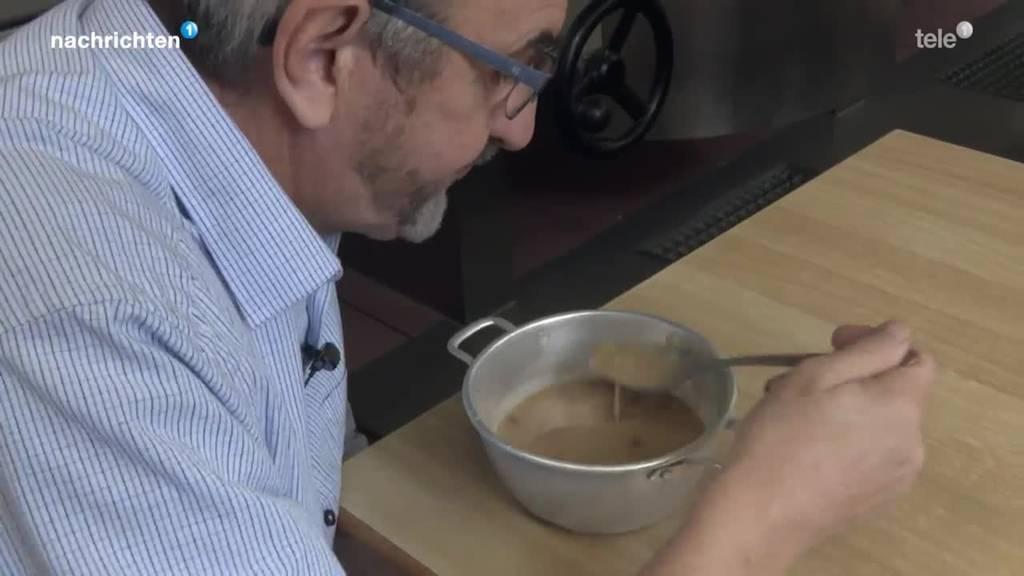 Traditionelle Beenälisuppä macht Urner satt