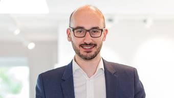 Tonio Zemp, das «ehemalige Mitglied der ehemaligen Geschäftsleitung» der Web-Agentur Liip.