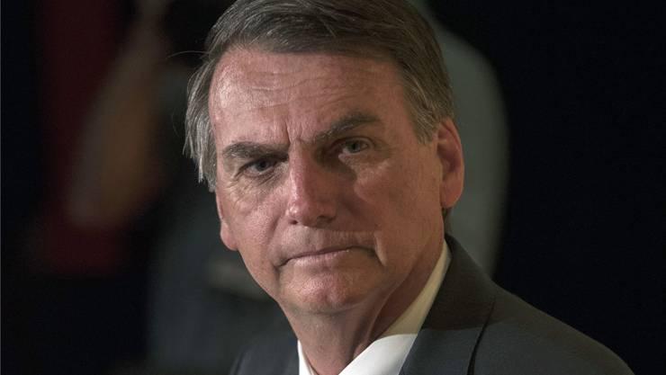 Jair Bolsonaro. (Archiv)