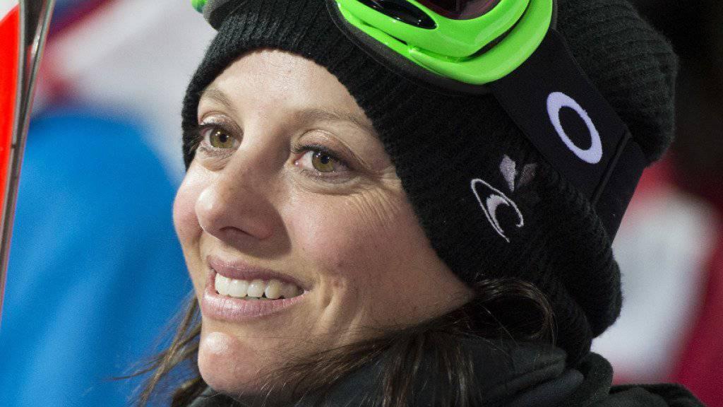 Virginie Faivre (34) muss aus gesundheitlichen Gründen ihre Freeski-Karriere beenden