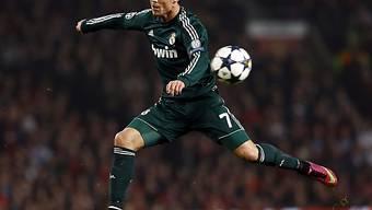 Cristiano Ronaldo als Doppeltorschütze.
