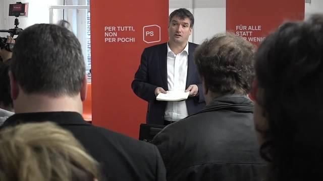 Die SP will die bürgerliche Dominanz im Parlament brechen