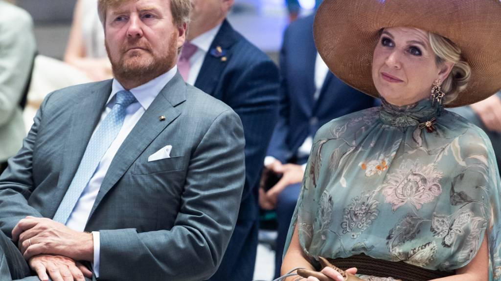 Nach Anschlag auf Reporter: Niederländischer König entsetzt