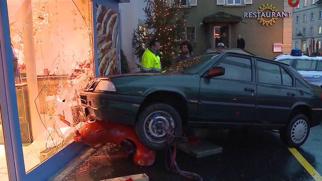 Senioren bauen immer häufiger schwere Unfälle