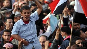 Hunderttausenden widerstrebt Salehs Führung