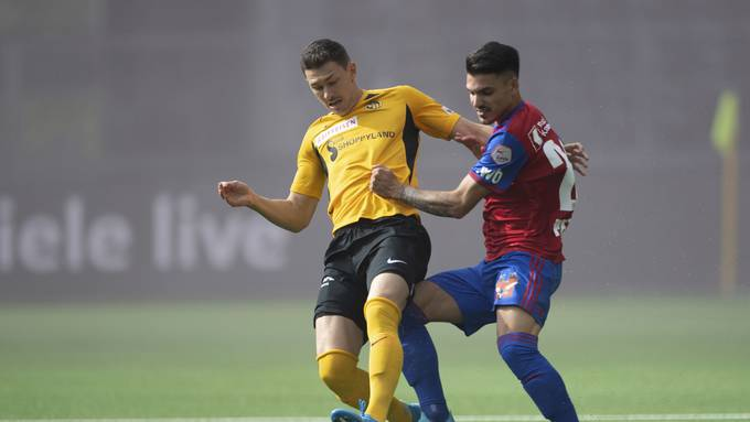 Super League, 7. Runde, Young Boys - FC Basel (22.09.2019)